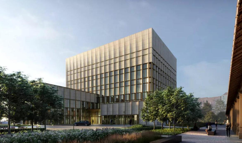 Il nuovo Consolato Generale degli Stati Uniti a Milano