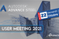 22 ottobre – Advance Steel User Meeting 2021