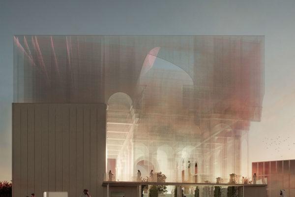 Dodi Moss - Padiglione Italia per Expo 2020 a Dubai - IMG 0002 - Render 2