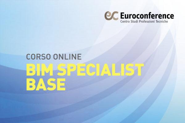 CORSO_BIM SPECIALIST BASE_ONLINE