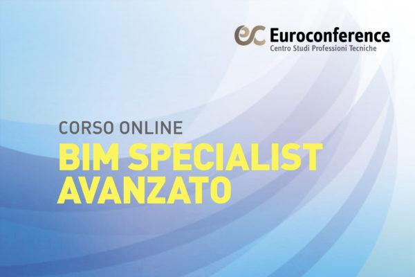 CORSO_BIM SPECIALIST AVANZATO_ONLINE