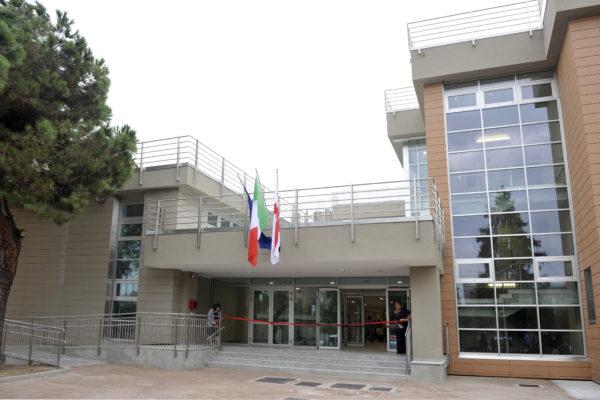 Inaugurazione scuola di viale Puglie