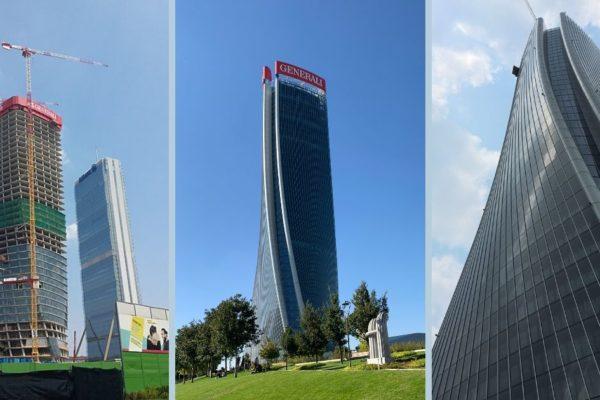 _Excellence in Concrete Construction Award_ per la Torre Generali di CityLife e il ruolo di Redesco Progetti