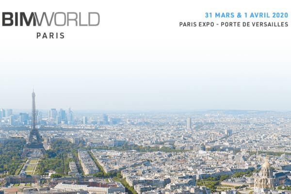 BIM World Paris 2020