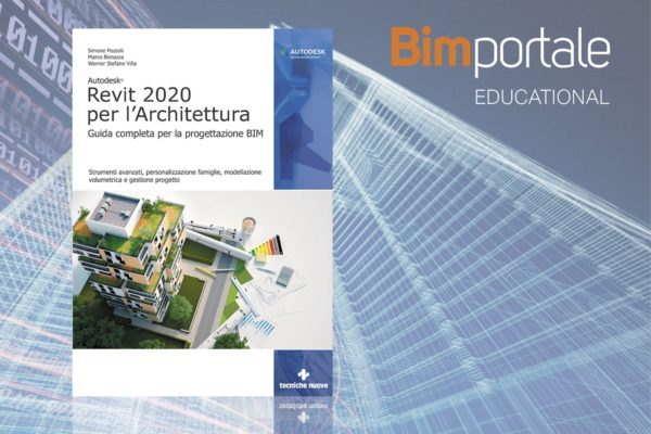 EDUCATIONAL_Autodesk Revit 2020 per l'architettura