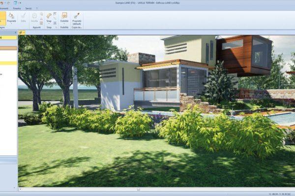 1 rendering