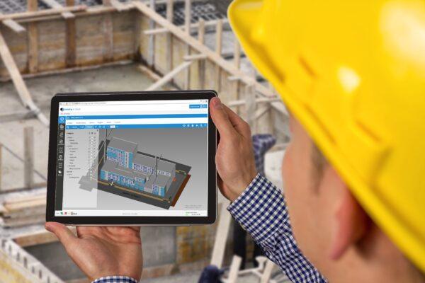 La gestione e visualizzazione dei modelli BIM in Building in Cloud anche da mobile