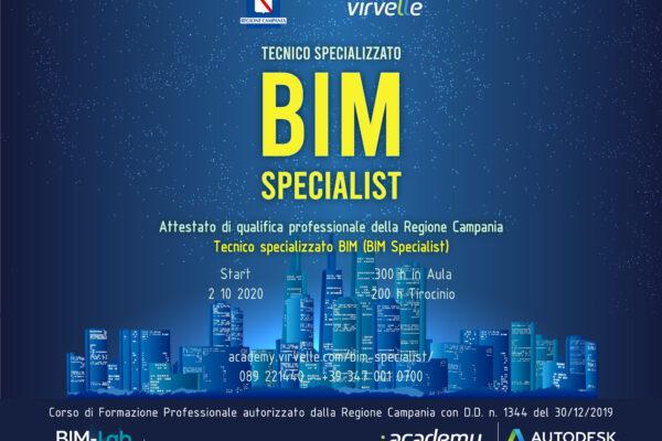 BIM Specialist - II Edizione
