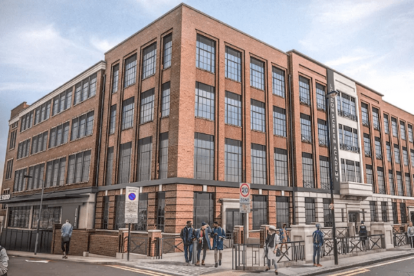 Willmott Dixon takes centre stage on film school fit-out BIM+(1)