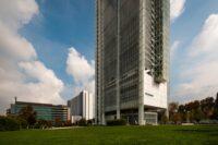 Torre San Paolo di Torino,Le 6 megacolonne controventate