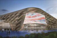 РМК презентовали концепцию спортивной арены в Челябинске